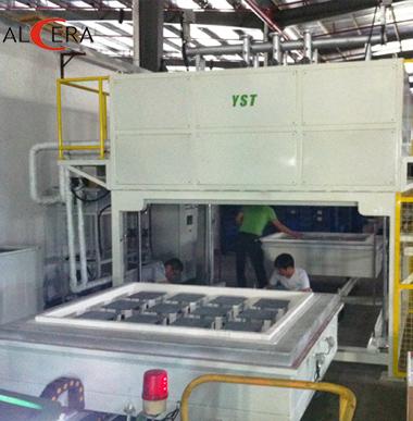 电阻炉施工工程案例
