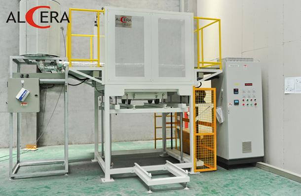 RBD系列台车升降式高温电炉