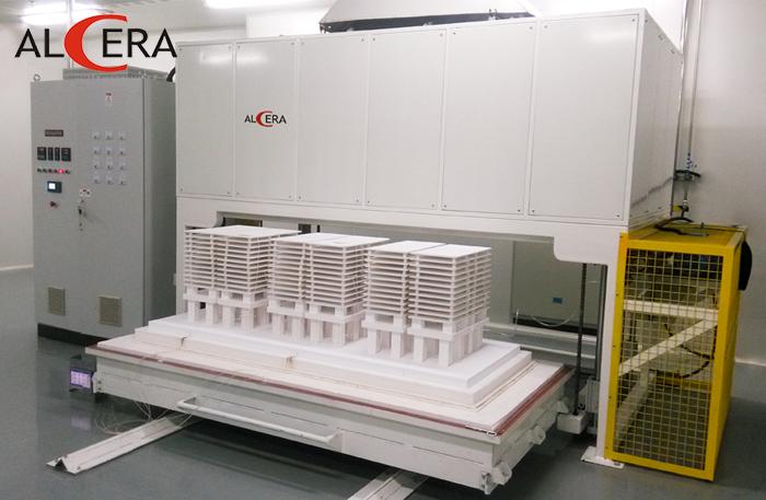 RBD系列台车升降式高温电炉(预热空气型)